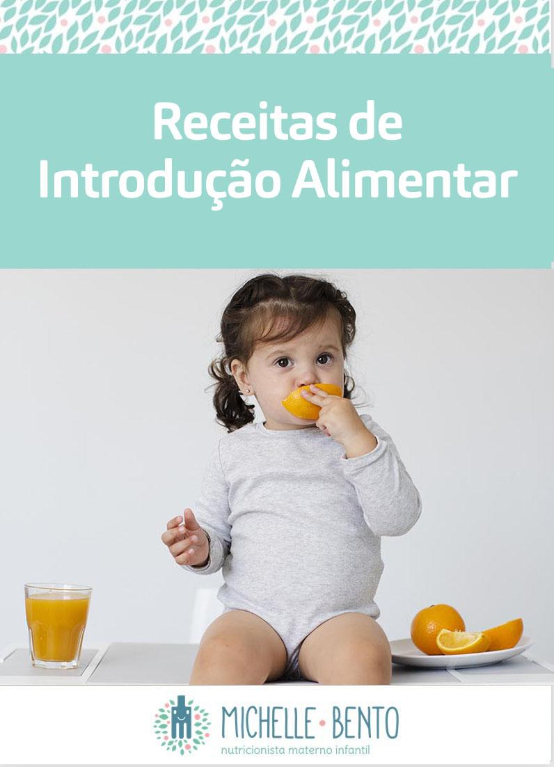 ebook receitas de introducao alimentar
